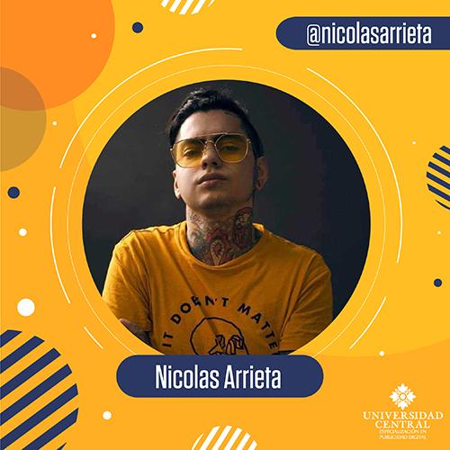 Nicolás Arrieta